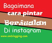 berjualan di instagram bagi pemula