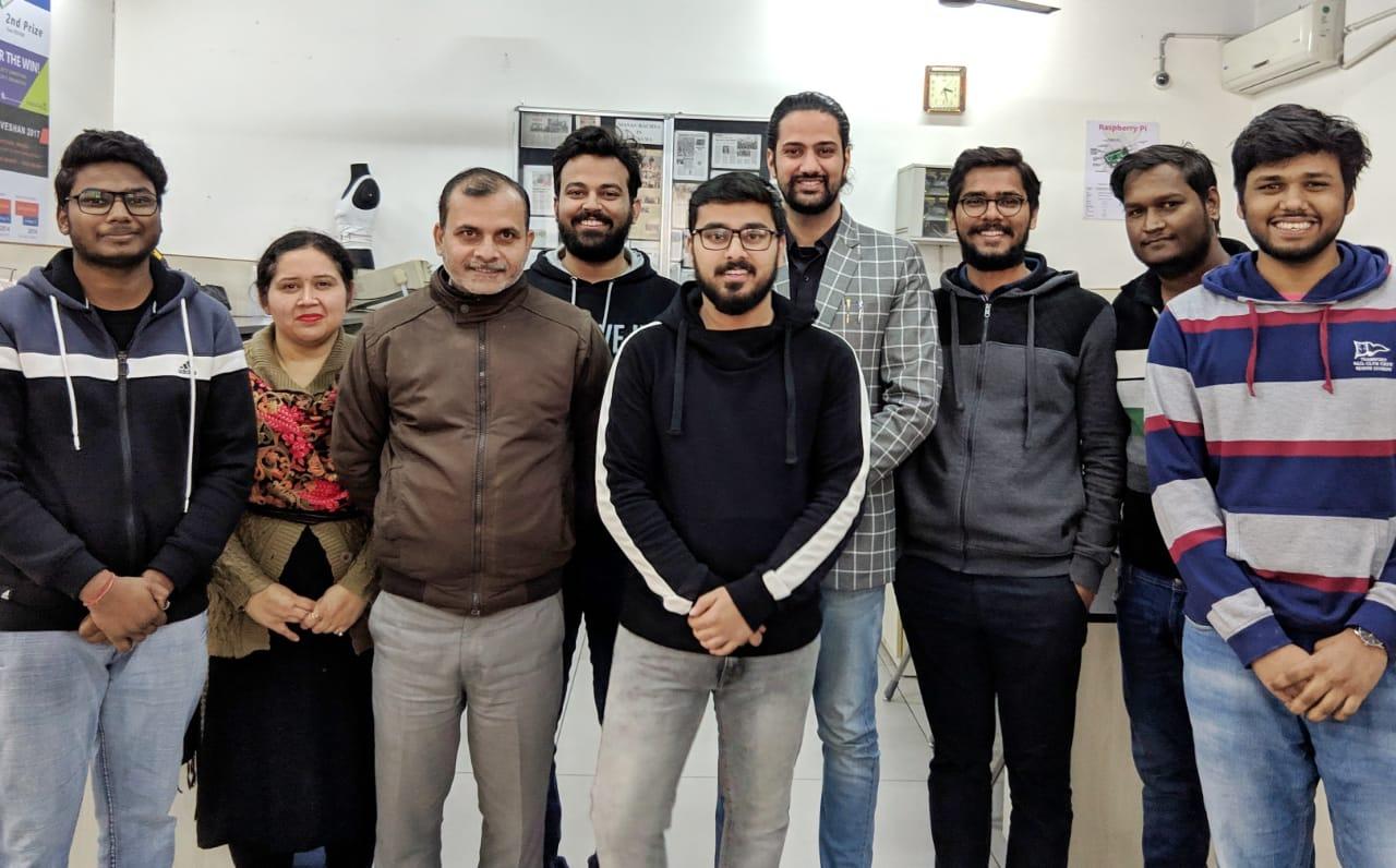 मानव रचना के छात्र पहुंचे माइक्रोसॉफ्ट इमैजिन कप के सेमी-फाइनल में