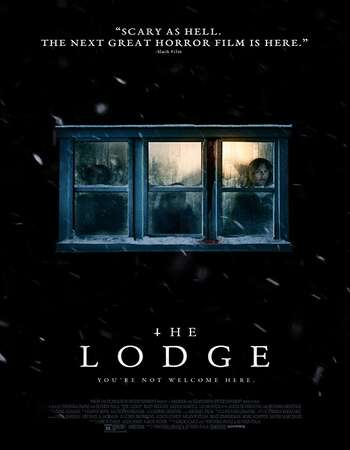 The Lodge 2019 Hindi Dual Audio 720p BluRay