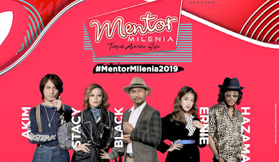 Tonton Video Mentor Milenia 2019 (Minggu 1-10)