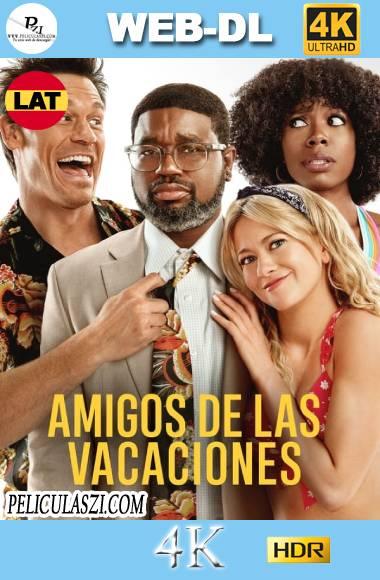 Amigos de las vacaciones (2021) Ultra HD WEB-DL 4K HDR Dual-Latino VIP