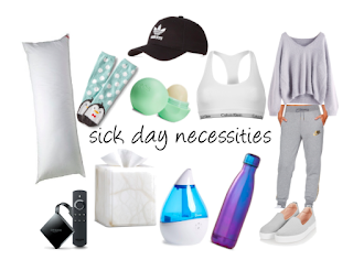 the 12 products that help me feel better when I'm sick | brazenandbrunette.com