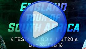 SA vs ENG 4-match Test Series 2020