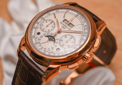 दुनिया के Top 10 luxary watch brands Patek Philippe