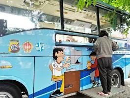 Cara Bayar Pajak Kendaraan Tahunan Di Kantor Samsat dan Samsat Keliling Yogyakarta