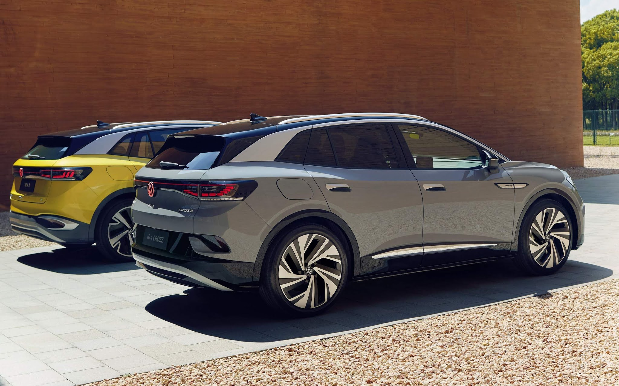 Volkswagen ID.4 vende bem na Europa, mas tem início lento na China