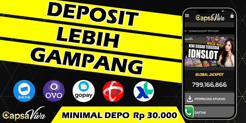 deposit aplikasi e-money