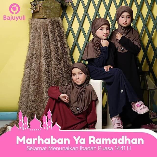 Marhaban ya Ramadhan Bajuyuli