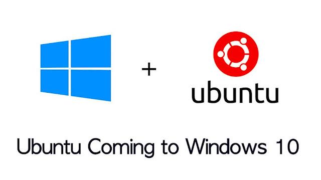 MSLinux : Ubuntu Coming to Windows 10