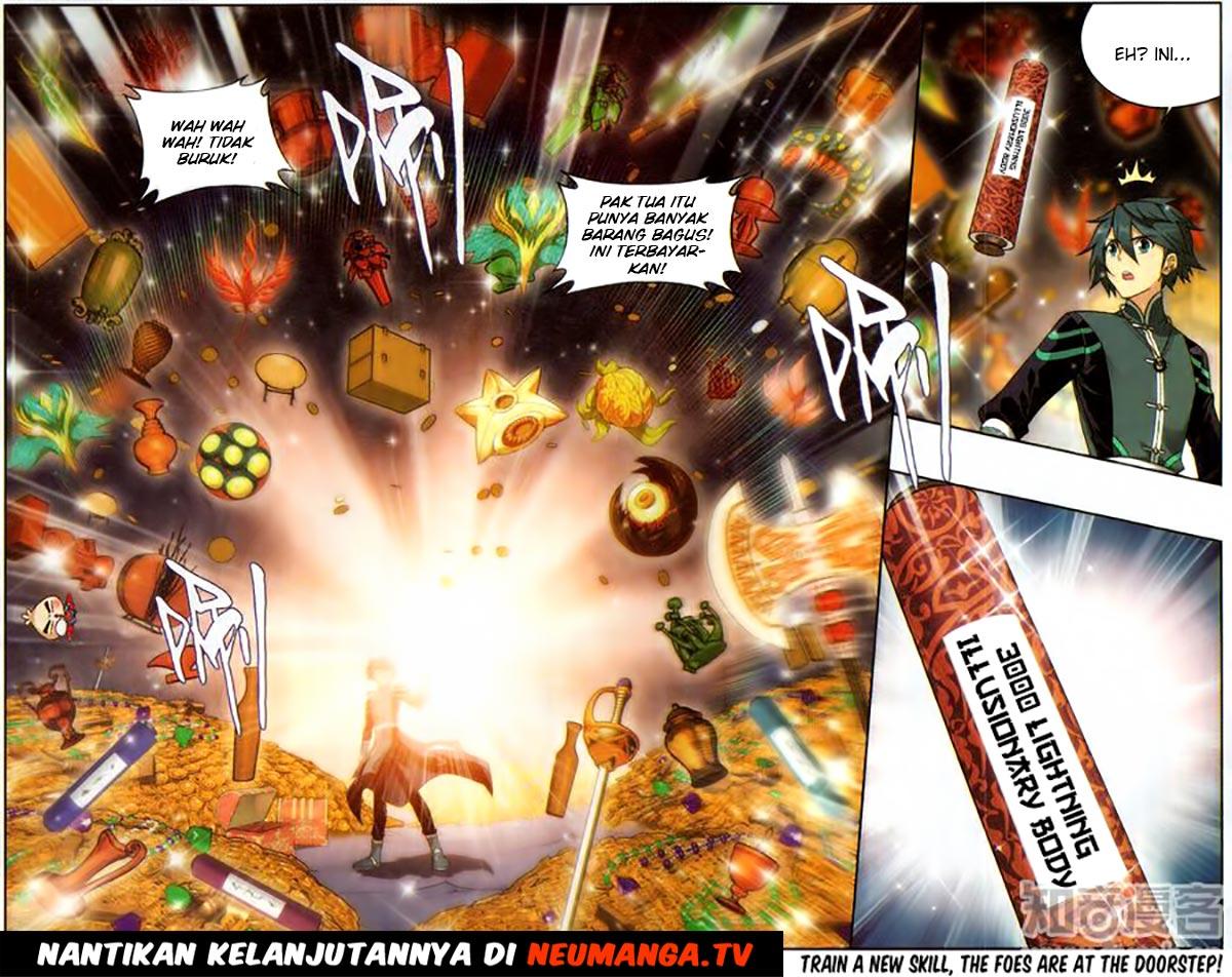 Baca Komik Manga Battle Through The Heavens Chapter 224 Komik Station