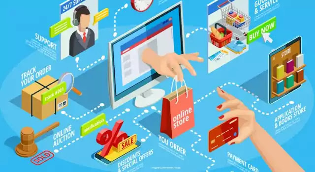 Top 5 E-commerce website to start your business