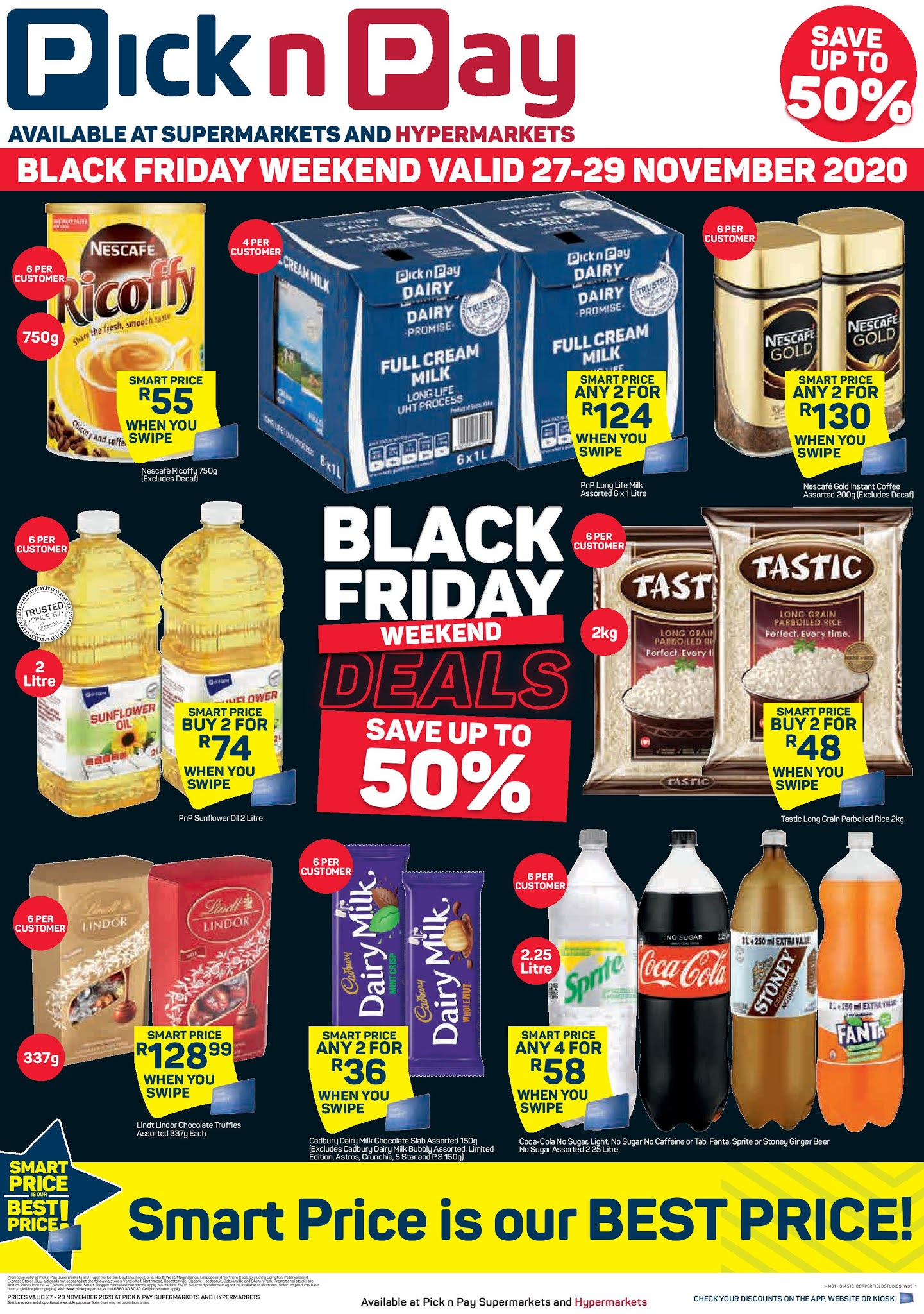 Pick n Pay Black Friday