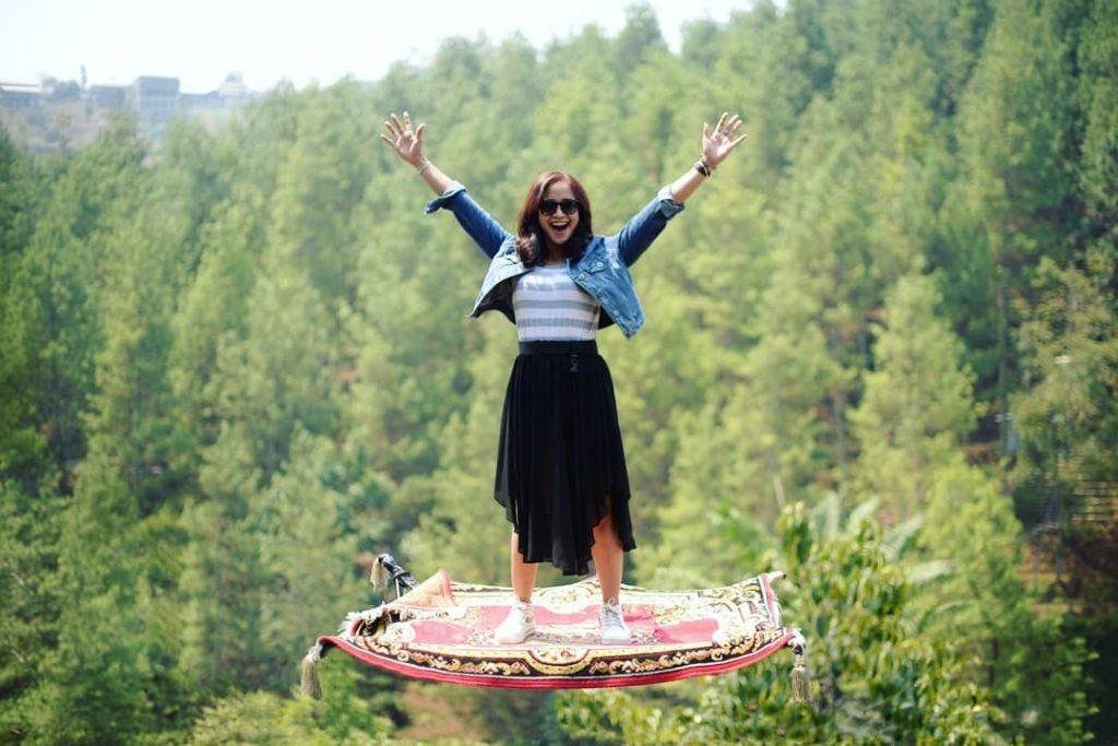 Wisata Kekinian di Dago Dream Park Bikin Gak Mau Pulang!