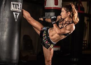 Tecia Torres Training
