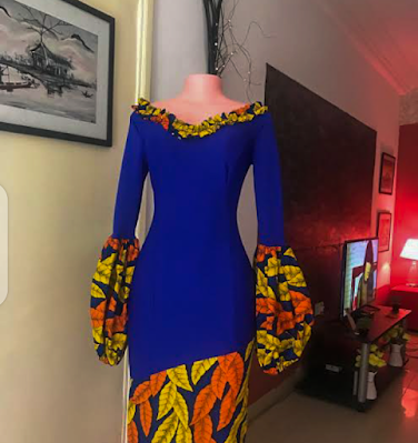 Stunning Fashion Style From African