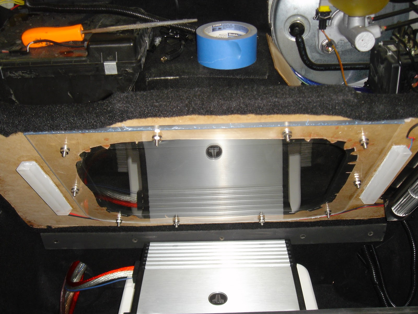 How To Wire A 4 Channel Amplifier In Car Mazda 3 2006 Youtube