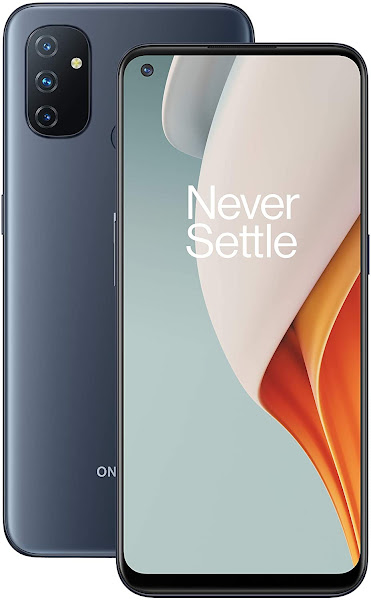 Oneplus Nord N100 a grande preço na Amazon Espanha