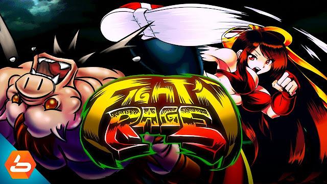 Fight'N Rage será lançado no Switch em 26 de setembro, confira o trailer
