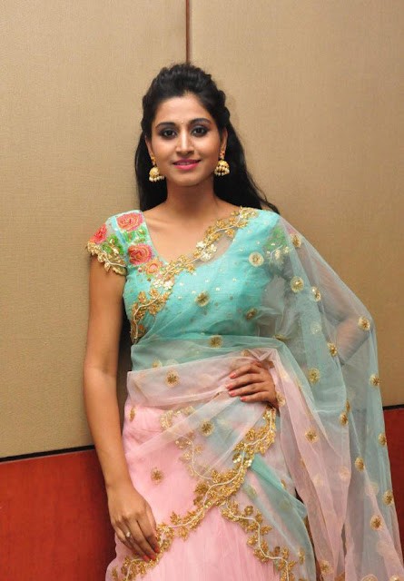 Shamili Agarwal in Latest Half Saree