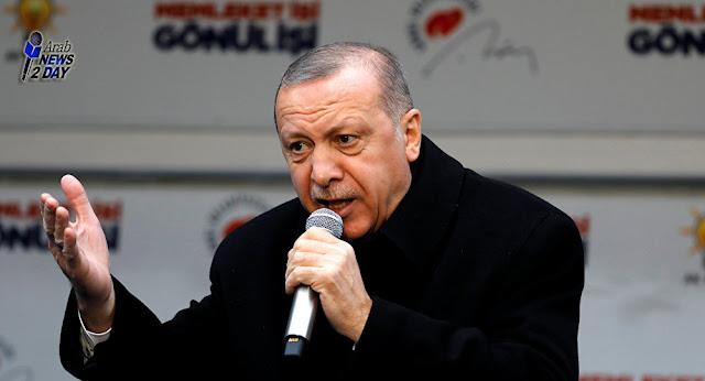 """أردغان يهدد ليبيا بعد رفض """"حفتر"""" المقترح الروسي"""