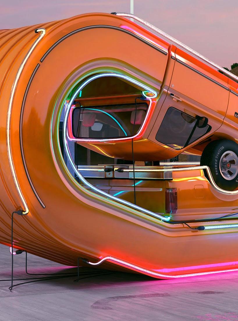 Imagenes digitales de autos