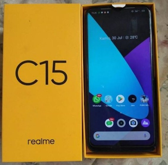 Realme C15 RMX2180 Remove Screen Lock Pattern / Password With DownloadTools Via Online Remotely