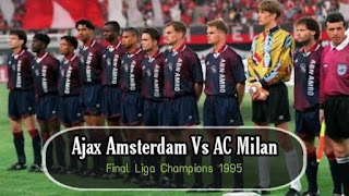 final liga champion 1995