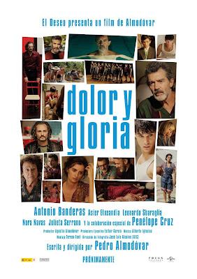 Dolor y Gloria [2019] [NTSC/DVDR- Custom HD] Castellano