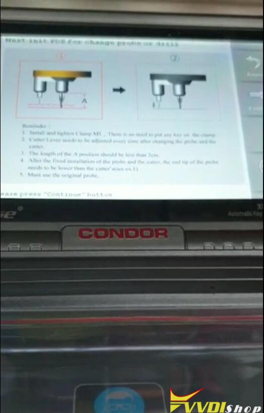 condor-mini-drill-not-detect-error-2