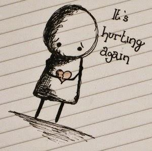 heart touching Sad Whatsapp dp for girls
