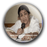 Lata Mangeshkar Legendary Indian Singer