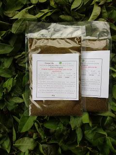 Produto orgânico - sem utilização de agrotóxicos