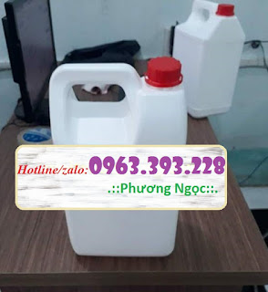 Can nhựa 5L, can nhựa đựng dung môi, can nhựa đựng dầu 8769d543202cc4729d3d