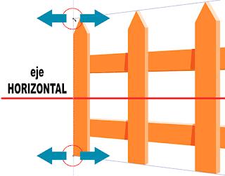Reflejo horizontal de la Perspectiva 2