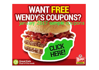 Wendys Coupons