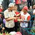 Ribuan Warga Nikmati Kuliner di Tasyakuran Pesta Rakyat