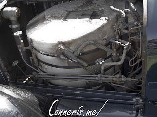 1916 Stanley 726 Boiler