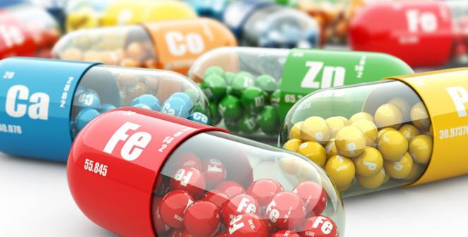 Suplementos e antioxidantes