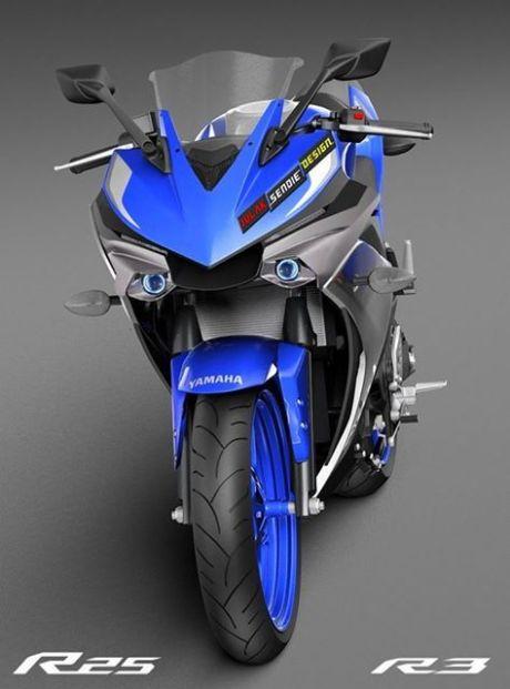 Yamaha Bakal Menaiktaraf YZF-R25 Untuk Tahun 2018
