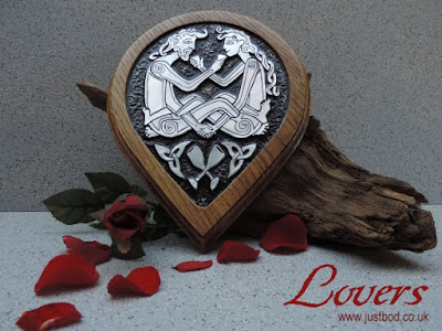 Celtic Lovers Valentines Day Gift