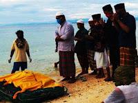 Begini Kronologi Penemuan Mayat Yang Mengapung di Perairan Pulau Gondong Bali