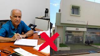 Prefeito de Pereira Barreto e Poder Legislativo