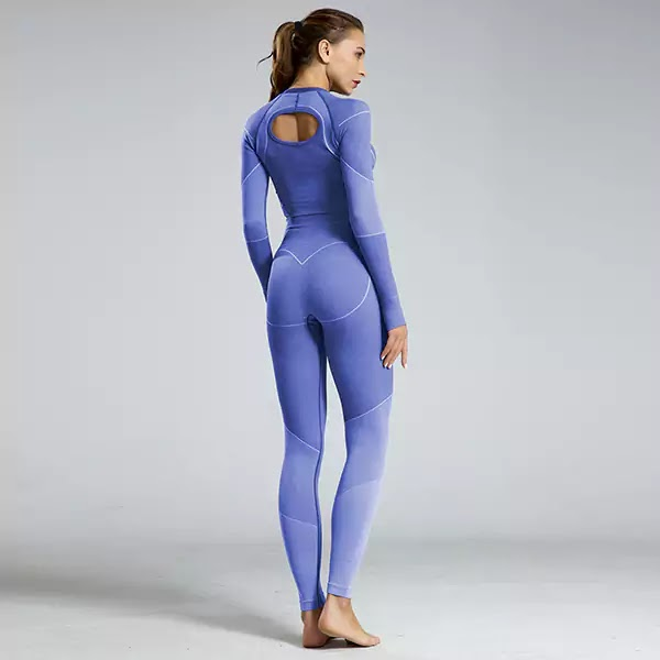 High Waist Energy Seamless Leggings