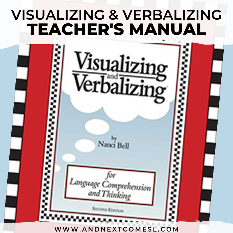 Lindamood bell visualizing and verbalizing