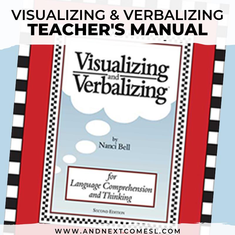 Lindamood bell visualizing and verbalizing