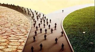 Mengikuti Kebanyakan Manusia, Menyesatkan?