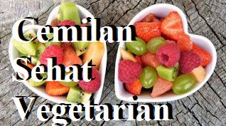 Cemilan Sehat Para Vegetarian yang Mempunyai Protein Tinggi