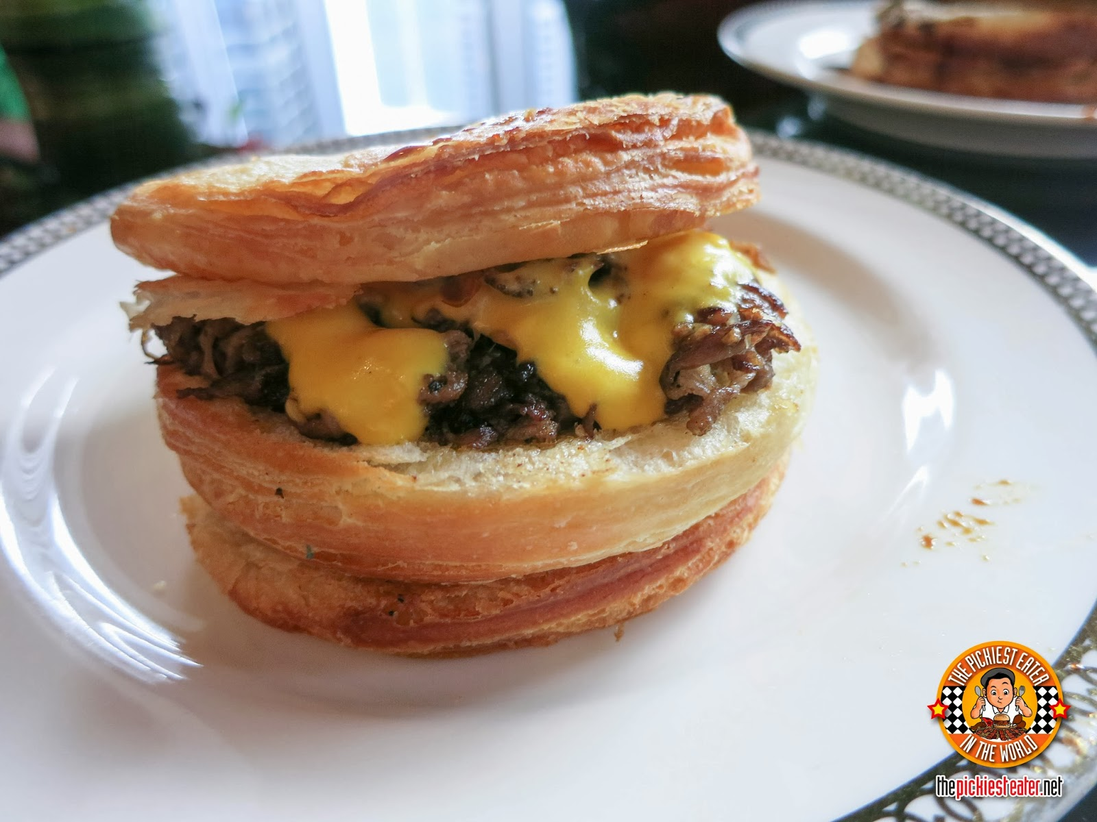 philly cheese steak cronut