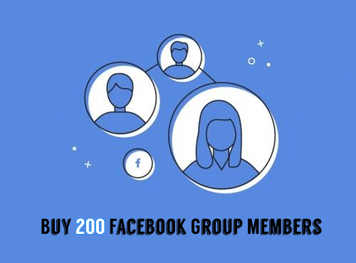 Buy 200 Facebook Group Members