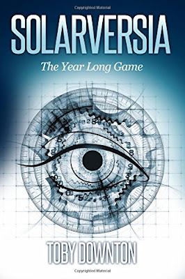 Solarversia by Toby Downton book cover